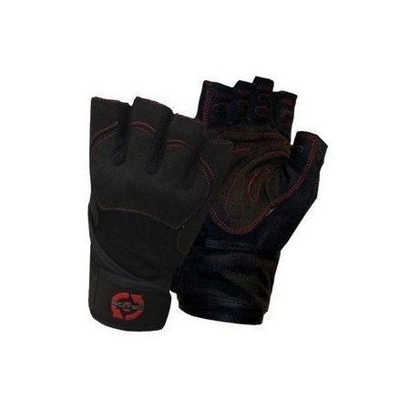 Red Style Scitec Nutrition кожаные перчатки