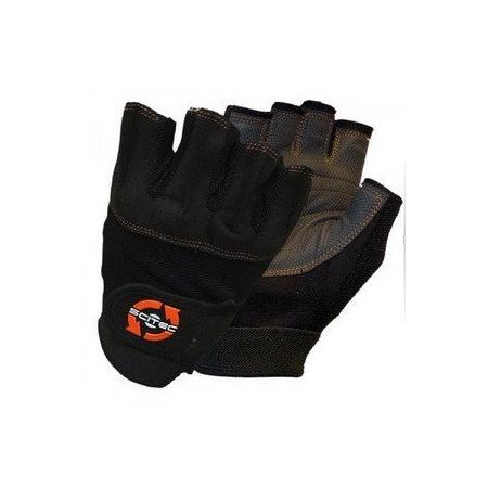 Orange Style Scitec Nutrition кожаные перчатки