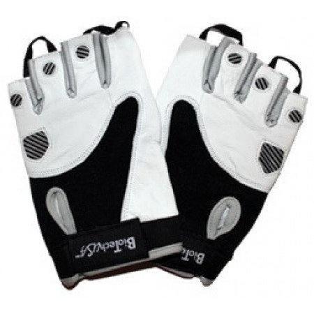 Biotech USA Texas White-Black перчатки для спортзала