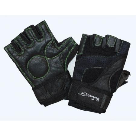 Biotech USA Toronto Black перчатки кожаные для спортзала