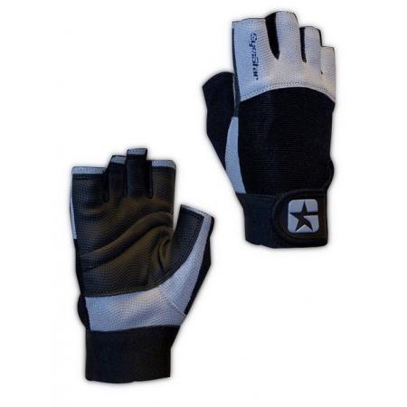 GymStar Grey Star перчатки для спортзала