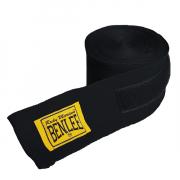Бинты боксерские Benlee Rocky Marciano - Hand Wraps 195002 (3 м) [black/черный]