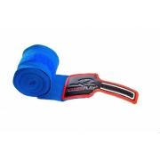 Бинты боксерские PowerPlay - 1583 - PP 3046 (4 м) [blue/синие]