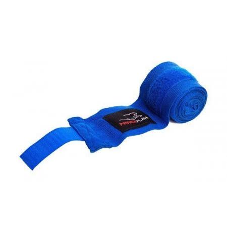 Бинты боксерские PowerPlay - 1558 - PP 3046 (3 м) синие