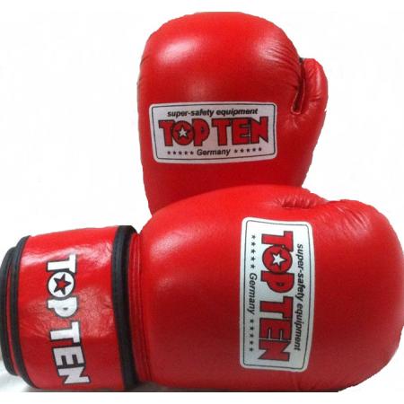 Боксерские перчатки AIBA TopTen 12 унций