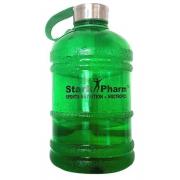 Бутылка для воды Stark Pharm - Sport Nutrition & Nootropics (1890 мл) [green/зеленая]