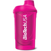 Шейкер BioTech - Magic Magenta розовый/pink, 600 мл