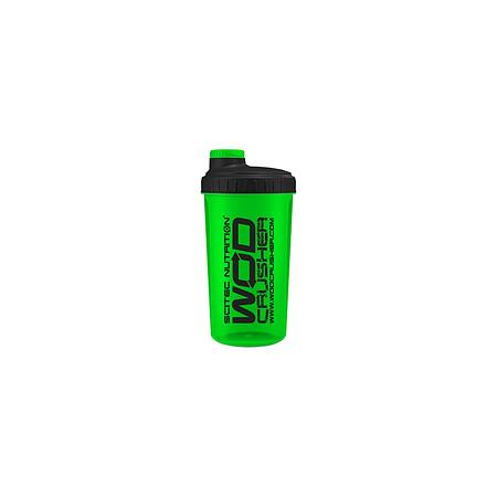 Шейкер WOD Crusher Scitec Nutrition 700 ml зеленый/green, 700 мл