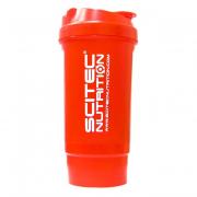 Шейкер Scitec Nutrition - Treveller +1 контейнер (500 мл) [red/красный] ***