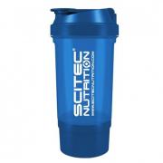 Шейкер Scitec Nutrition - Treveller +1 контейнер (500 мл) [blue/синий] ***