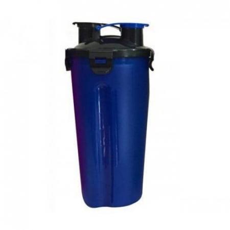 Шейкер Hydro Сup - Shaker dual (848 мл) синий