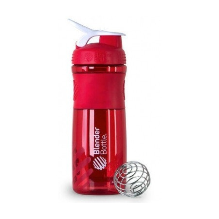 Шейкер BlenderBottle - Sportmixer (760 мл) красный