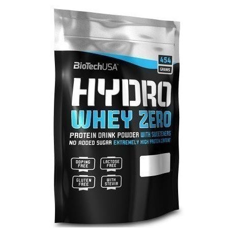 Сывороточный протеин BioTech - Hydro Whey Zero (454 грамма)
