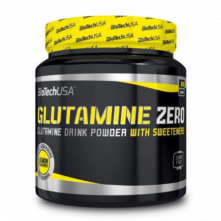 Глютамин Biotech - Glutamine Zero (300 гр)