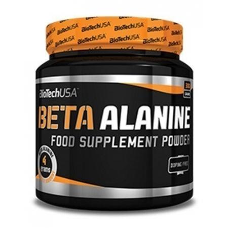 Бета-аланин BioTech - Beta-Alanine (300 г)
