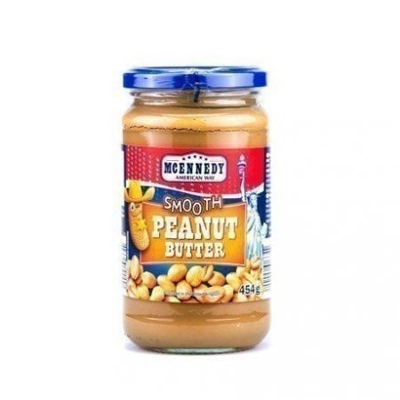 Арахисовое масло McEnnedy - Peanut Butter Smooth (454 гр)
