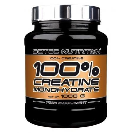 Креатин Scitec Nutrition - 100% Creatine Monohydrate (1000 гр) (п 3 г)