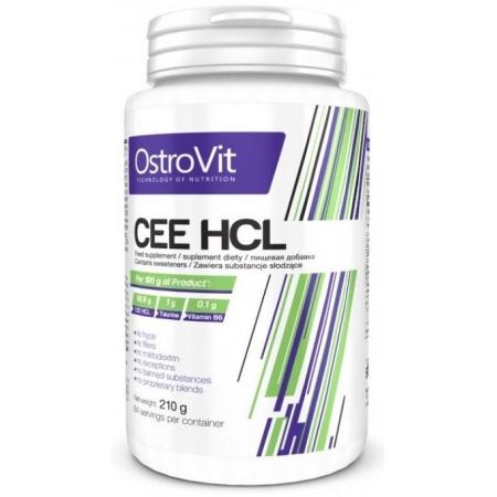 Креатин CEE HCL OstroVit 210 грамм (гидрохлорид этил эстер)