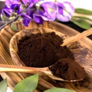 Какао алкализированный темный 25 кг (Малайзия)