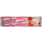 Батончик протеиновый BioTech - Go Protein bar (80 грамм) малина