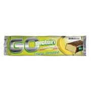 Батончик протеиновый BioTech - Go Protein bar (80 грамм) банан