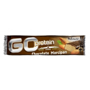 Батончик протеиновый BioTech - Go Protein bar (80 грамм) шоколад-марципан