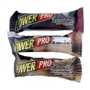 Протеиновый батончик Power Pro - Femine 36% (60 г), currant/смородина