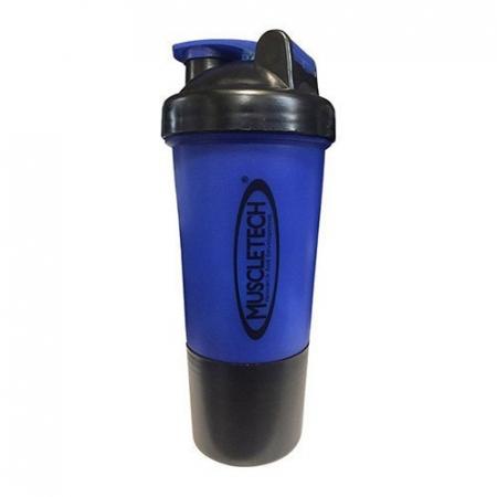 Шейкер MuscleTech - 2-х компонентный (500 мл) [blue/синий]