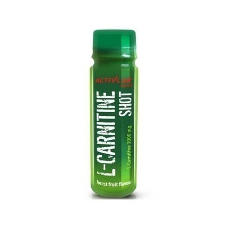Карнитин ActivLab - L-Carnitine Shot 3000 мг (80 мл) лесные ягоды