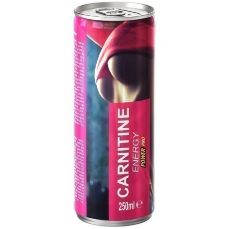 Карнитин PowerPro - Carnitine Energy (250 мл)