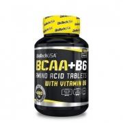 Аминокислоты BCAA BioTech - BCAA + B6