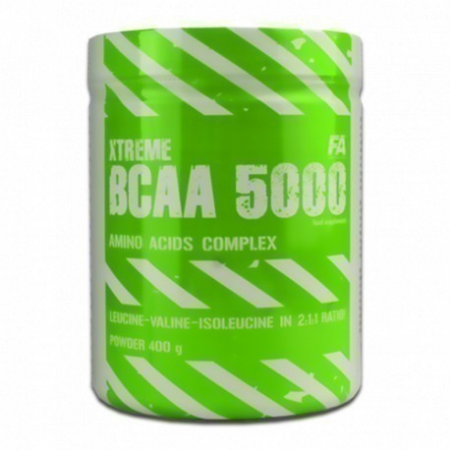 Аминокислоты BCAA Fitness Authority - Xtreme BCAA 5000 (400 грамм)