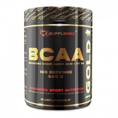 BCAA Gold Supplemax 500 грамм