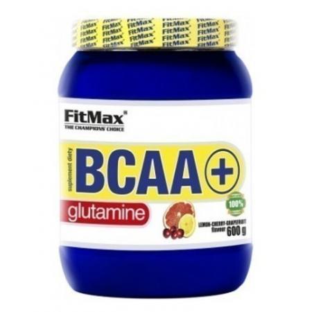 BCAA + Glutamine FitMax 600 грамм