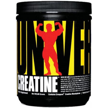 Creatine Monohydrate Powder Universal Nutrition 300 грамм
