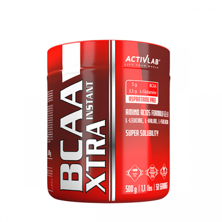 Аминокислоты ActivLab - BCAA Xtra (500 грамм)