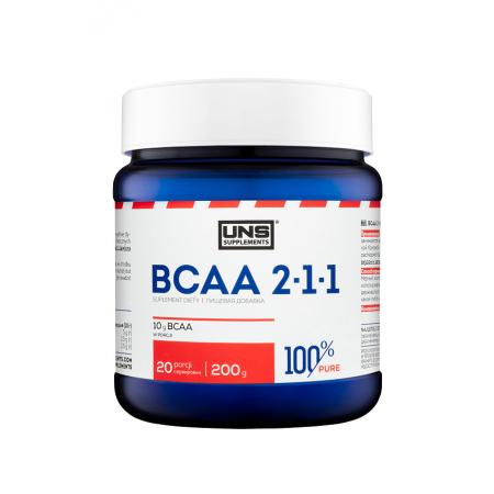 UNS - Classic BCAA 2:1:1 (400 грамм)