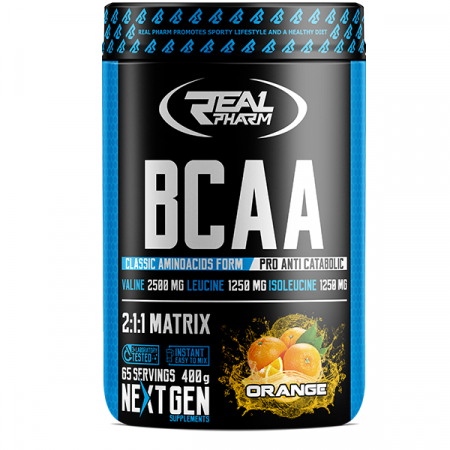 BCAA Real Pharm 400 грамм