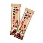 Злаковый батончик Fitness Plan - Cherry & Cranberry (30 грамм)