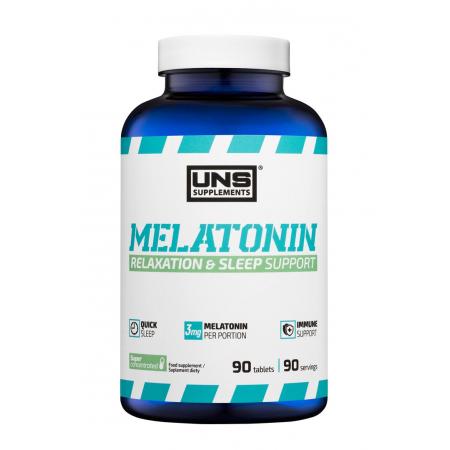 Мелатонин UNS - Melatonin 3 мг (90 таблеток)