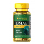 Нейропротектор Puritan`s Pride - DMAE 100 мг (100 капсул)