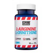 Аргинин UNS - L-Arginine & L-Ornithine (30 таблеток)