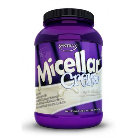 Казеин Syntrax - Micellar Creme (907 грамм)