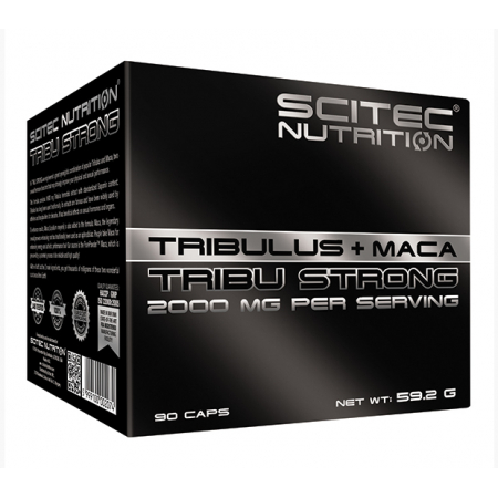 Тестостерон Scitec Nutrition - Tribu Strong (90 капсул)