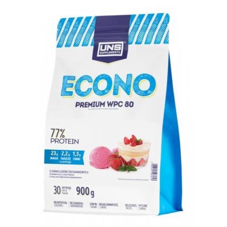 Сывороточный протеин UNS - ECONO Premium WPC 80 (900 грамм)