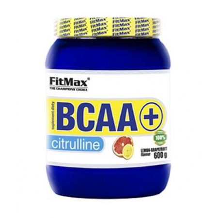 Аминокислоты BCAA FitMax - BCAA + Citrulline (600 грамм)