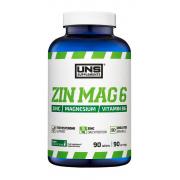 Комплекс минералов UNS - Zin Mag B6 (90 капсул)