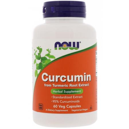 Куркумин Now Foods - Curcumin 450 мг (60 капсул)