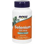 Селен Now Foods - Selenium 200 мкг (90 капсул)