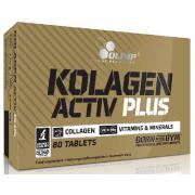 Коллаген Olimp Labs - Kolagen Activ Plus (80 таблеток)